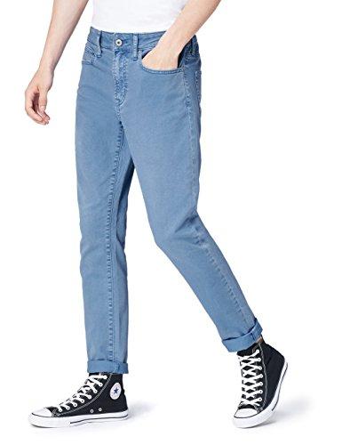 FIND Vaqueros Skinny para Hombre, Azul (Blue), W34/L32 (Talla del fabricante: 34)