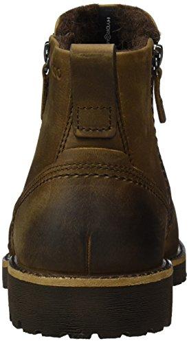 Ecco Mens Jamestown Classic Boots Brown (cammello)