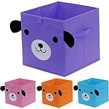 Amazon.fr : cube de rangement tissu