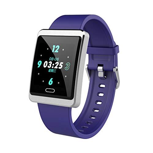 Smartwatch,Clacce Smart Watch Sport Uhr Smart Uhr Fitness Tracker mit Schrittzähler Schlafanalyse Touchscreen,Kamera,SMS Facebook Vibration Kompatible Android Handy für Herren Damen