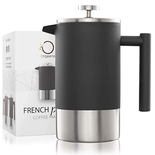 Origeens  French Press Kaffeebereiter 1L |