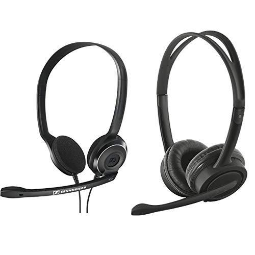 Sennheiser PC 8 USB Headband Headset + Trust Mauro Cuffie USB con Microfono