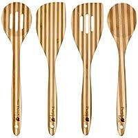 ZOLLNER24 set di 8 utensili//accessori da cucina in silicone ...