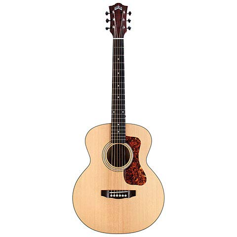 Guild Jumbo Junior Flamed Maple · Guitarra acústica