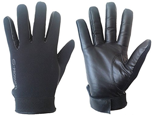 al-reducir-la-sk-neopreno-combate-doorman-guantes-de-cuero-negro