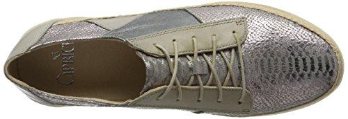 Caprice Damen 23203 Sneaker Grau (grigio Rep.multi)