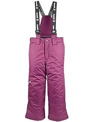 Kamik Niños Pantalones Harper, todo el año, niña, color dk purple, tamaño 98