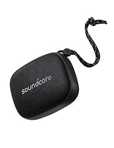 Soundcore Icon Mini Bluetooth Lautsprecher von Anker, Kleiner & Federleichter Bluetooth Lautsprecher mit IP67 Wasserschutzklasse, 8 Stunden Akkuleistung, Kompaktes Design für Reisen & Wandern,