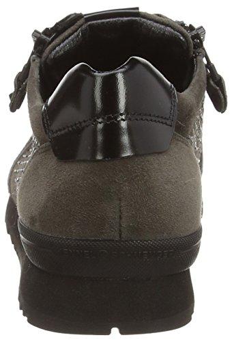 Kennel und Schmenger Schuhmanufaktur  Runner, Sneakers basses femmes Gris - Grau (graphit So. schwarz)