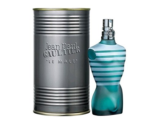 Jean paul gaultier - le male edt vapo 125 ml