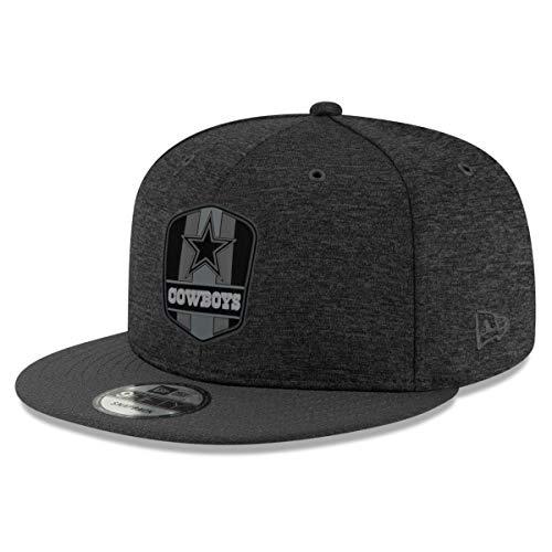 New Era Snapback Cap - Black Sideline Dallas Cowboys - M/L