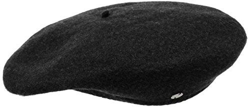 ESPRIT Damen Strickmütze 096EA1P002, Grau (Dark Grey 020), One size (Herstellergröße: 1SIZE)