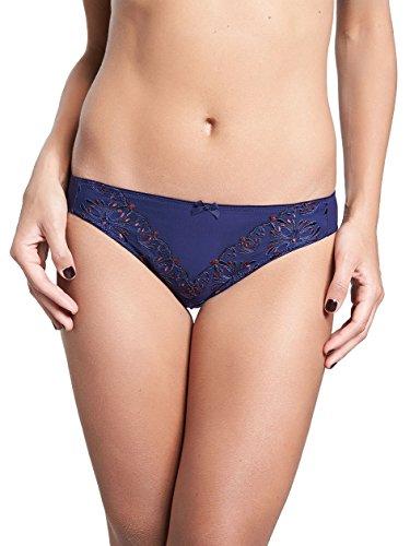 Blau Panty (Chantelle DE Damen Panties Champs Elysees,  Blau (Saphir K4), 40)