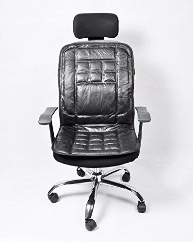 Sedile Anteriore Pelle Auto Federa Per Cuscino Di Supporto Per Sedile Cuscino Massaggiante Per Auto Colore Nero Prezzi E Offerte Market Patentati