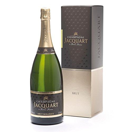 CHAMPAGNE JACQUART Brut Mosaique 0,750 lt.astucciato