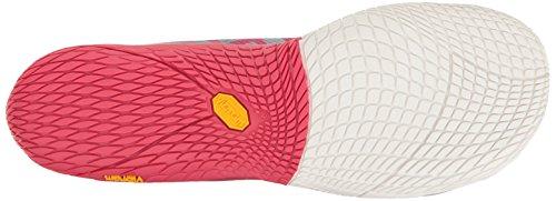 Merrell Vapor Glove 3, Scarpe Running Donna Grigio (Azalea)