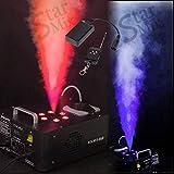 MACHINE A FUMÉE GEYSER à JET VERTICAL idéal déco dj soirée dansante mariage bar club disco-mobile PA DJ SONO MIX LED LIGHT