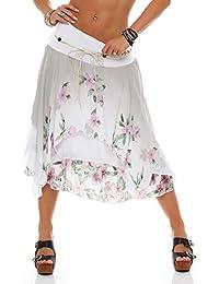 big sale 11f27 c9b44 Suchergebnis auf Amazon.de für: sommerrock knielang: Bekleidung