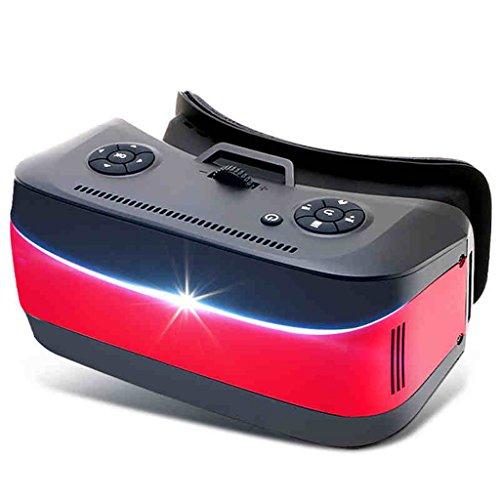 8-Core CPU Prozessor VR One Machine HD Vr Brille 3D Virtual Reality Brille Headset Theater Spiel Helm 4k Dekodierung Neun-Achsen-Sensor