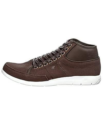 Boxfresh Herren Swapp Kat Wkh Hwc Pelle Schuhe Choc-brown (e14116)