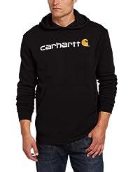 Carhartt Sweatshirt Hooded Signature Logo 100074