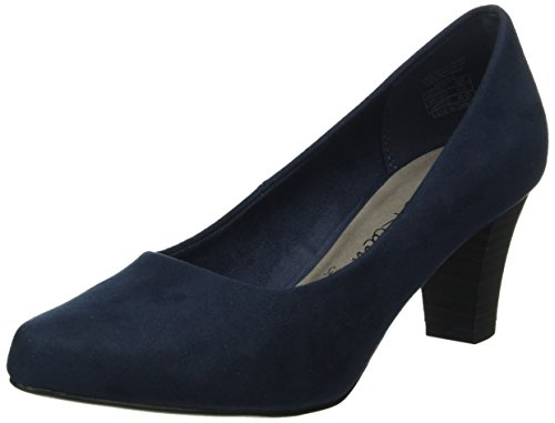 Jane Klain - Pumps, Scarpe col tacco Donna Blu (Blau (830 Navy))