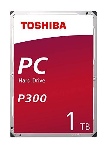 Toshiba P300 - Disco Duro Interno de 1 TB (8,9 cm (3,5'), SATA)