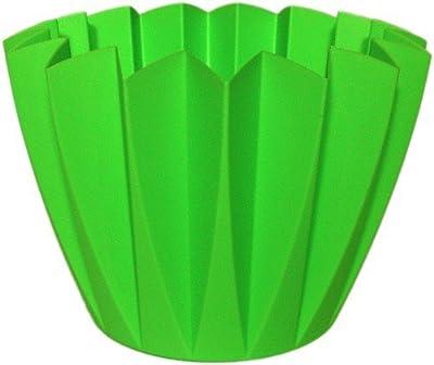 Set 5-tlg. Umtopf Adonis 11 cm hellgrün von Wibo auf Du und dein Garten