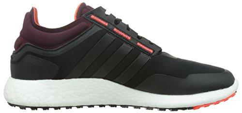 adidas CLIMAHEAT ROCKET BOOST Laufschuhe Damen core black-core black-maroon