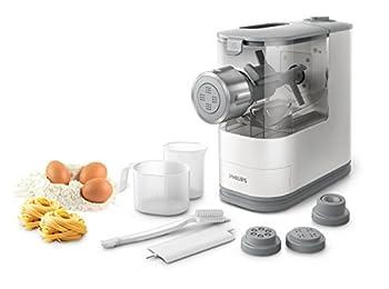 Philips Viva Collection HR2345/19Makarna ve Ravioli Yapma Makinesi (Beyaz)