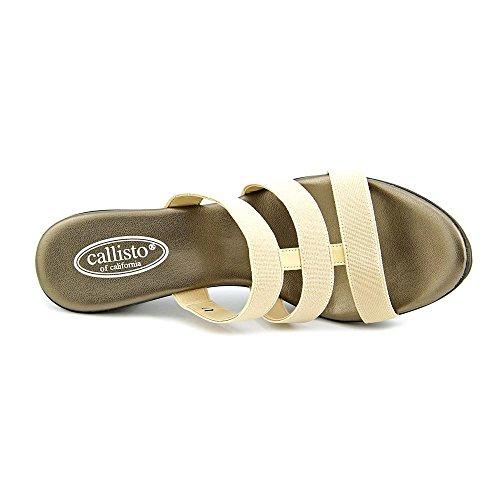 Callisto Markie Toile Sandale Beige