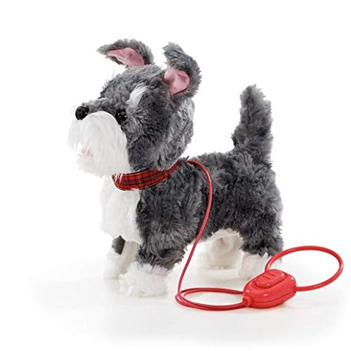 Pitter Patter Pets Addo Walk Along Puppy - Mein erster interaktiver Terrier Welpe