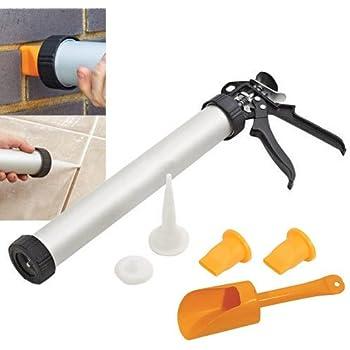 pistolet applicateur de mortier et ciment pour joints de. Black Bedroom Furniture Sets. Home Design Ideas