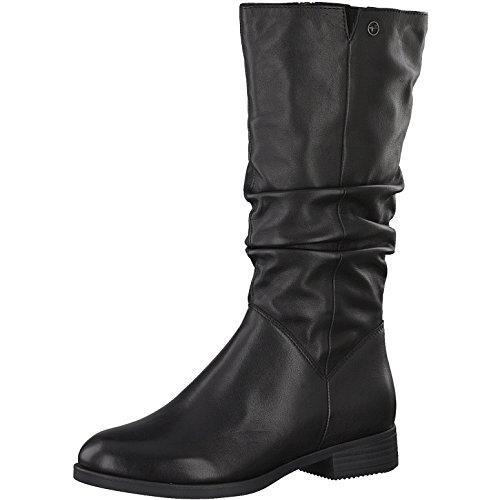 Tamaris Damen Stiefel 25345-21,Frauen Boots,Reißverschluss,Blockabsatz 3cm