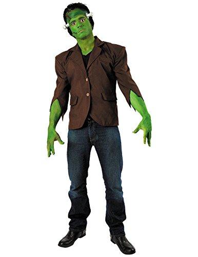 ein Kostüm Halloween Karneval Verkleidung Herren Extra Large (Halloween-kostüme Frankenstein)