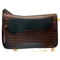 A&M Reitsport Spezielles Sattelpad Luxus Western für baumloser Sattel
