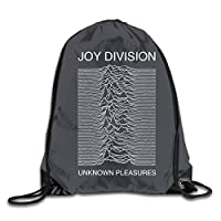 tsyhtshehs Drawstring Bag Portable Travel Daypack Gym Bag Joy-Division