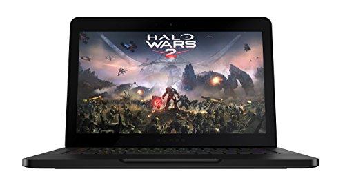 Razer Blade 14-Inch Full HD Gaming Laptop (Black) - (Intel i7-7700HQ 3.8GHz, 16GB RAM, 512GB SDD, NVIDIA GeForce GTX 1060, Windows 10)