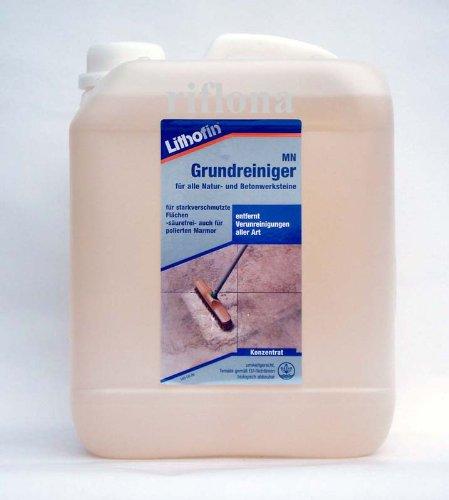 Preisvergleich Produktbild Lithofin MN Grundreiniger 10 Liter