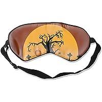Halloween-Sprüche Schlafmaske, wiederverwendbar, kalt, um den Schlaf zu verbessern, Entlastung von Ödemen, Augen... preisvergleich bei billige-tabletten.eu