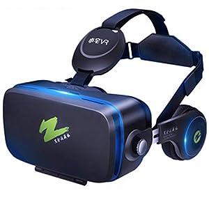 TTBF VR-Brille 4D Virtual-Reality-Headset Film-Spiel Erfahrung Android-Handy gewidmet 3D-Kopf-AR-Maschine
