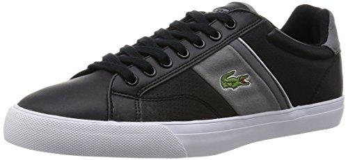 Lacoste Fairlead Herren Sneaker Schwarz - Schwarz