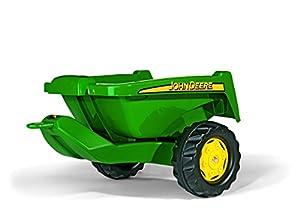 rolly toys 128822 Rolly John Deere II kipper - Remolque de juguete