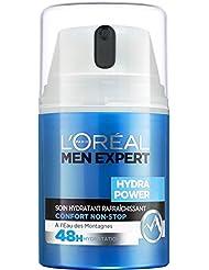 L'Oréal Men Expert Soin Hydra Power Hydratant pour Visage 50 ml