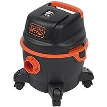 Black and Decker 51681 - Aspiradora (1200 W, con depósito 15 litros)