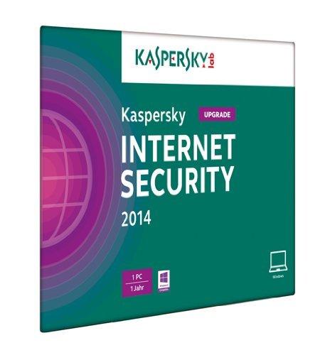 Kaspersky Internet Security 2014 Upgrade - 1 PC (Frustfreie Verpackung)