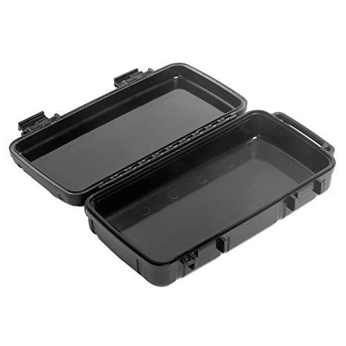 kesoto Unisversal Koffer Outdoor Case mit Einlage für Kamera Objektive und Zubehör, 210 * 124 * 50mm