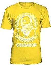 **Soldador DT - EDICIÓN Limitada ** Camiseta Hombre
