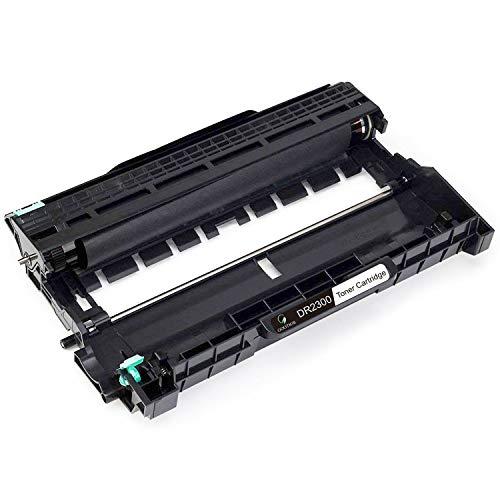 Gootior Kompatibel für DR 2300 Trommeleinheit Trommel DR2300 für MFC-L2700DW HL-L2300D HL-L2340DW HL-L2360DN HL-L2360DW DCP-L2500D DCP-L2520DW DCP-L2540DN DCP-L2560DW MFC-L2720DW