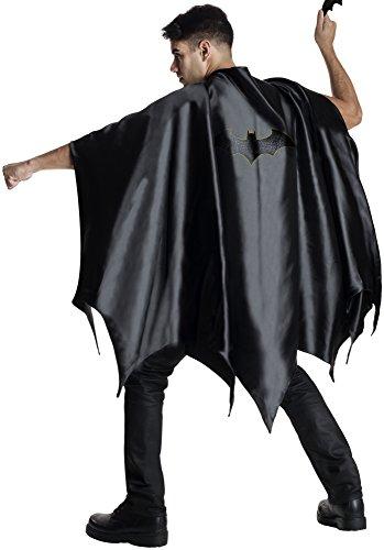 Batman Deluxe Cape Umhang für Erwachsene - ()